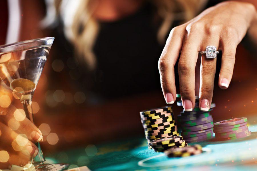 Dziwne rzeczy, które ludzie robią w kasynach